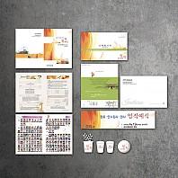 임직/입당/기념예배 디자인패키지3