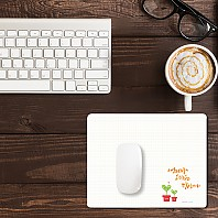 마우스 메모패드 감성캘리 3종/ 마우스패드 메모지