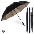 [장우산] 도브 75 무하직기 쌍걸쇠 골드펄 자동 스펀지 손잡이 장우산